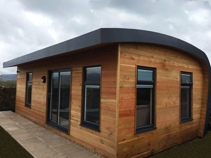 Designer Eco Living Pods for use as Granny Annexes, Granny Flats, Log Cabins and Self Catering Holiday Lets. Stunning Eco-friendly and innovative Eco Pods.