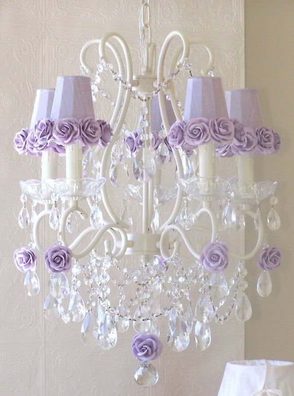 chandeliers   Colorful Chandeliers: Add Dreamy Touch To Kids Room   Nice Home Decor