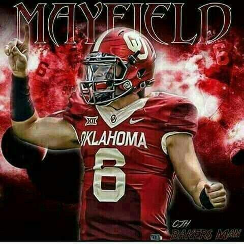 Baker Mayfield #6
