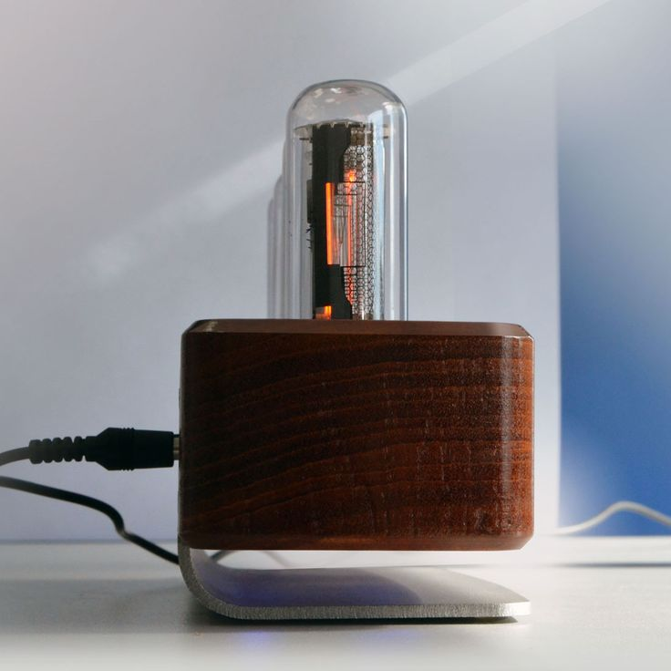 #nixie #clock / AIV electrolab / AFKA design / 2012