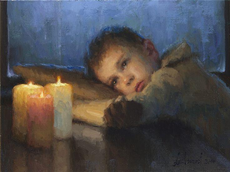 Damian Lechoszest ~ Candlelight