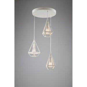 Stropní bílé svítidlo Avoni Lighting 1616 Series White