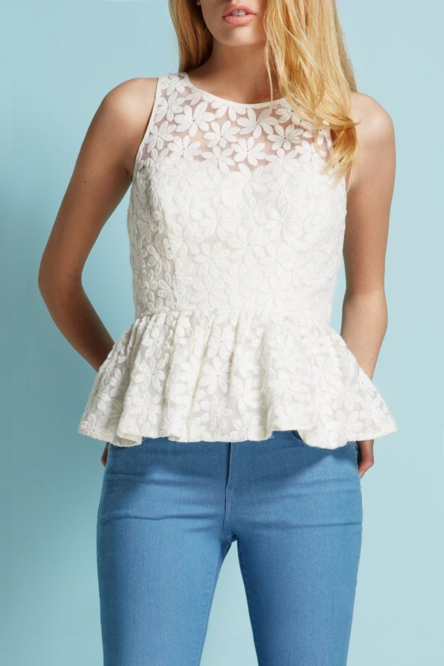 Naseby Top from Jack Wills