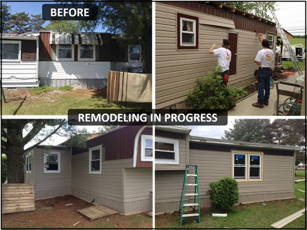 Complete Construction Maintenance Are Expert Mobile Home Remodeling