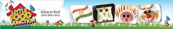 @Ali Benson @Ali Benson Little Food Junction~Ideas to feed picky little eaters