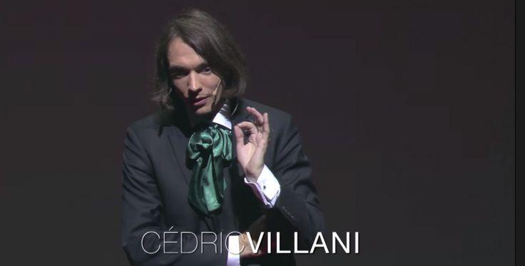 Naissance des Idées By Cédric Villani | LAURE POULIQUEN SITE OFFICIEL
