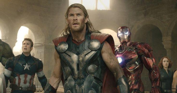 Foto do set de Vingadores: Guerra Infinita revela ligação com A Era de Ultron