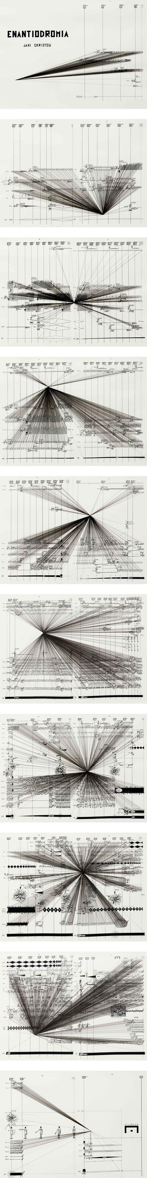 Design & graphisme par Geoffrey Dorne » Correlation entre musique & image, entre partition & dessin !
