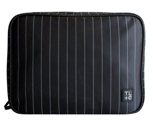 Tough Love + Carry Men's Hanging Toiletry Bag: Thin Pin | $39.95