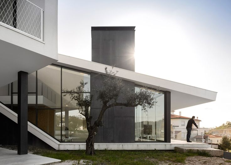Beautiful Modern House In Portugal Vidigal House By Contaminar Arquitectos Good Ideas