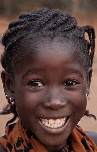 Beauty from Guinea-Bissau (by ernstschade)