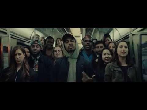 Watch Lin-Manuel Miranda's New Video For 'Immigrants (We Get the Job Done)' : NPR