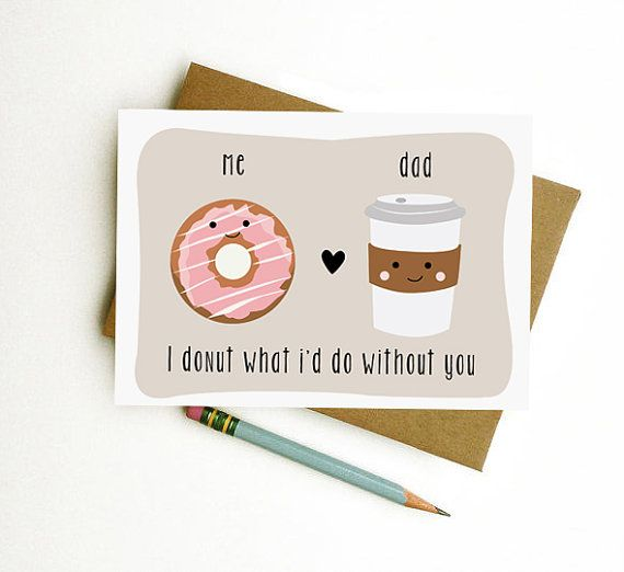Birthday Card Funny Birthday Card Coffee By