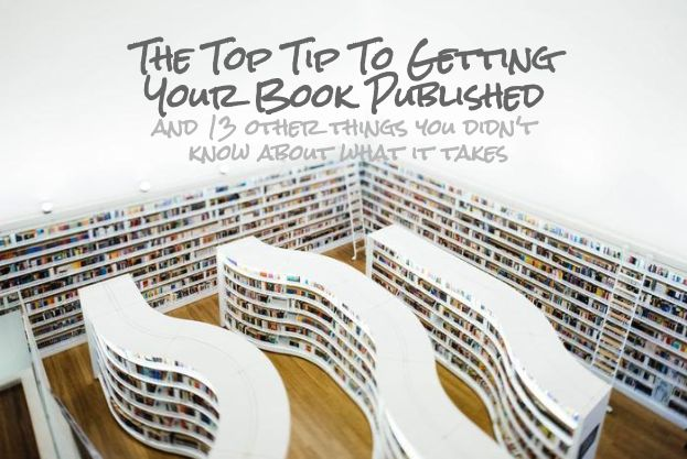 The Top Tip To Getting Your Book Published - and 13 other things you didn't know about what it takes http://blog.thenewmediagroup.ca/the-top-tip-to-getting-your-book-published/?utm_content=buffer3f703&utm_medium=social&utm_source=pinterest.com&utm_campaign=buffer