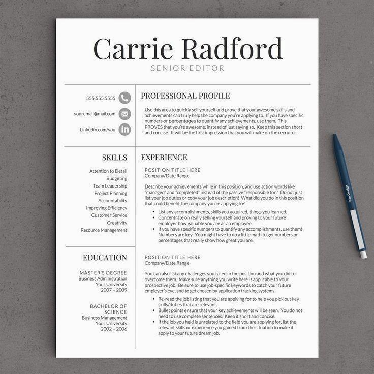 Simple Resume Tips Tumblr