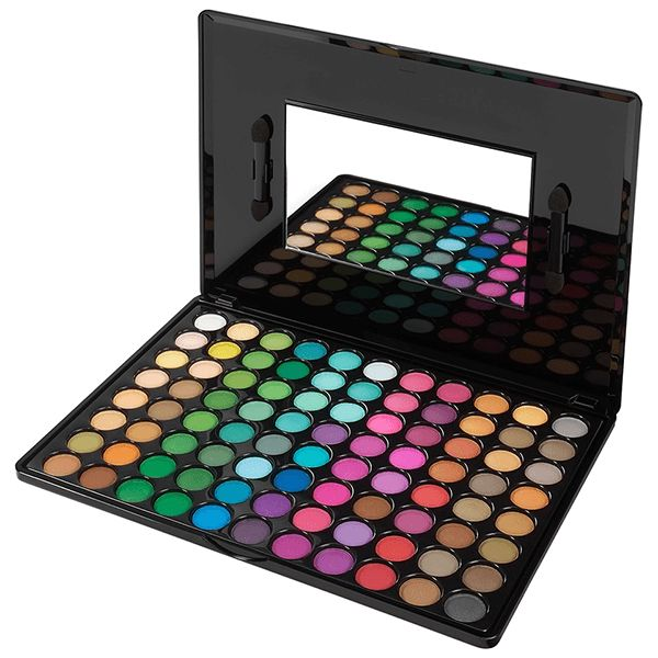 BH Cosmetics | 88 Matte - Eighty Eight Color Eyeshadow Palette