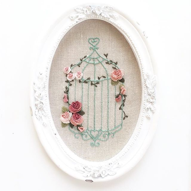 My little embroidery