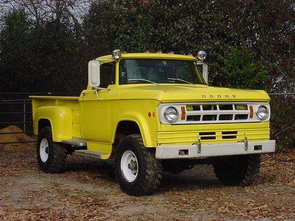 F D Dd E A D on 1989 Dodge Ram 4x4