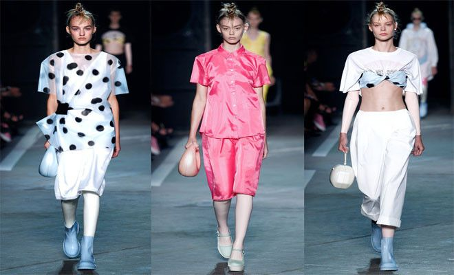 Fashion Week New York 2015: Marc Jacobs