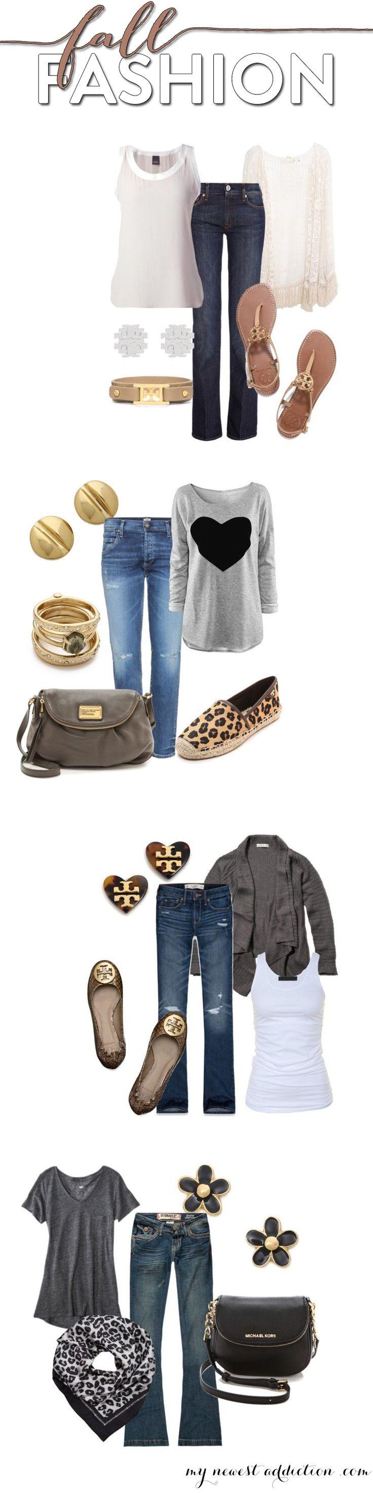 Fall 2014 Fashion | Casual - My Newest Addiction