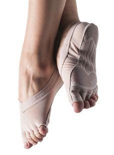 Pilates footwear | http://www.dancinginthestreet.com/Catalogue/Shoes-Socks-etc/Lyrical/Bloch-670-Forme-Pilates-full-foot-sock