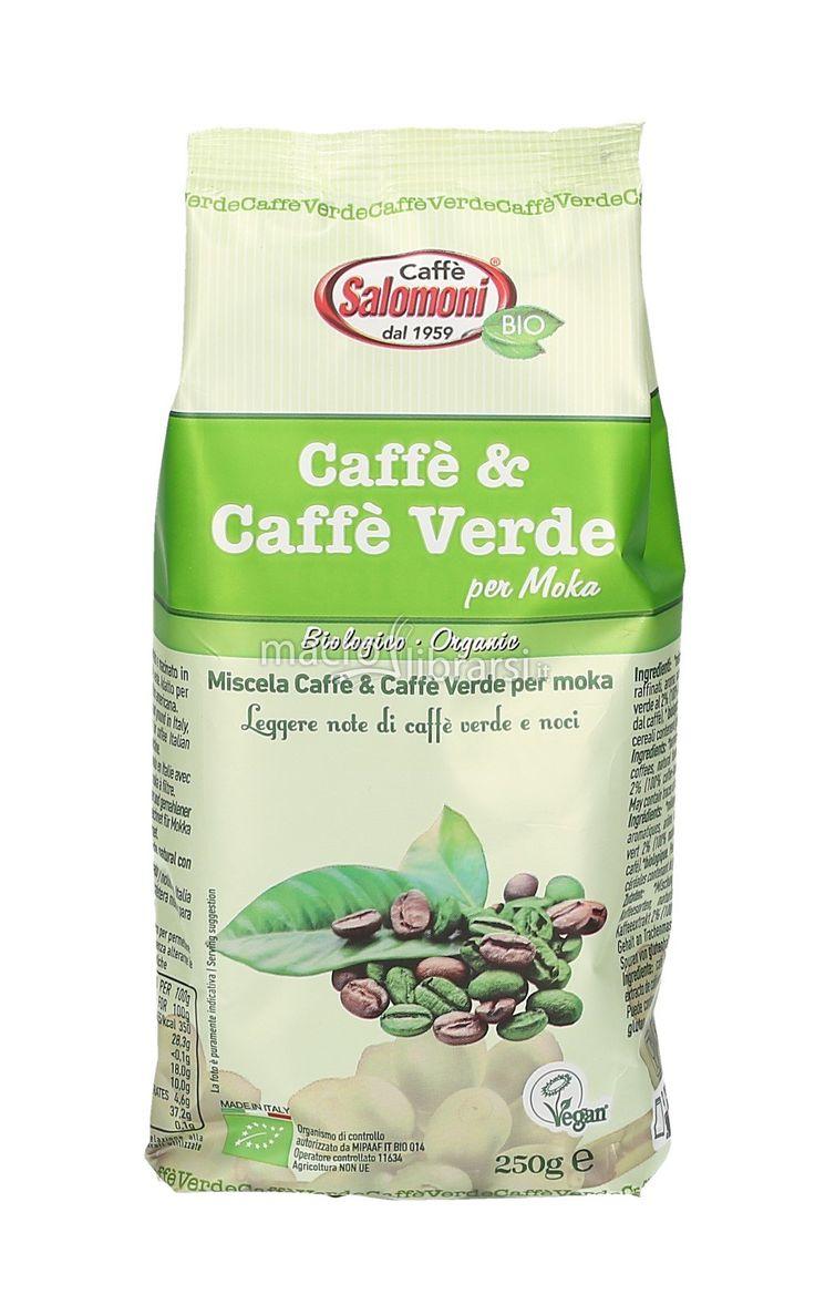 Il caffé verde è naturalmente ricco di Omega 3 e Omega 6, acido clorogenico e lecitina - cibo per il cervello...