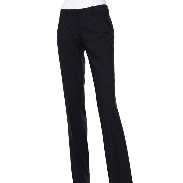 WOMEN パンツ・ブラック/柄無地:5-0078-34-733:¥6,000(税抜き)|[ザ・スーパースーツストア]のオンリー|レディース/メンズスーツ オーダースーツ