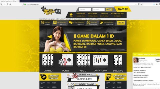 Pin Di Situs Judi Poker Sakong Qiu Qiu Online Terbaik