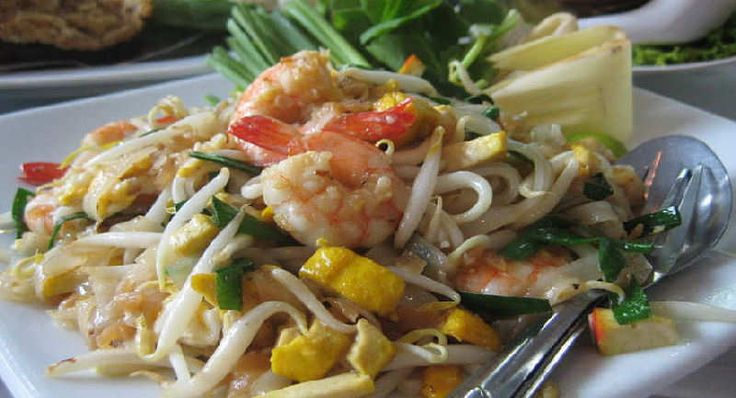 Pad Thai - Pad Thai is one of the most popular Thai dishes around the world. It's not hard to make your own version at home with this great recipe.  - http://aussietaste.recipes/national-dish/pad-thai/  -   #recipe