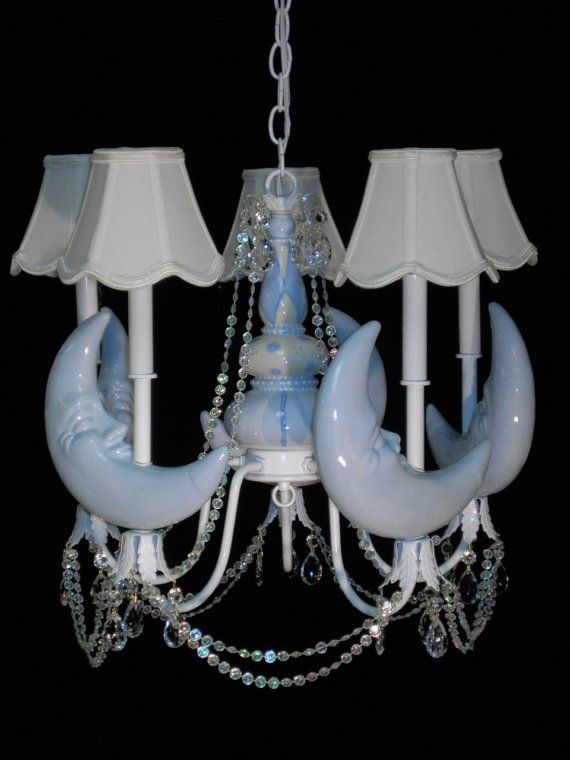 25 best ideas about nursery chandelier on pinterest all for Nursery ceiling light fixture