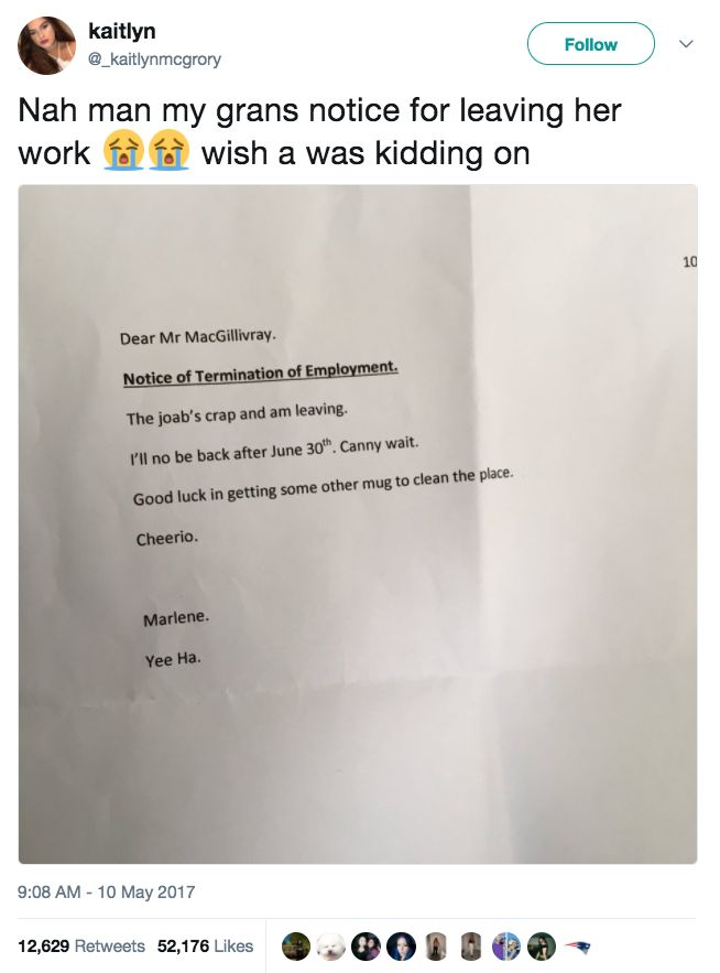 The 25 best funny resignation letter ideas on pinterest bless these grannies thecheapjerseys