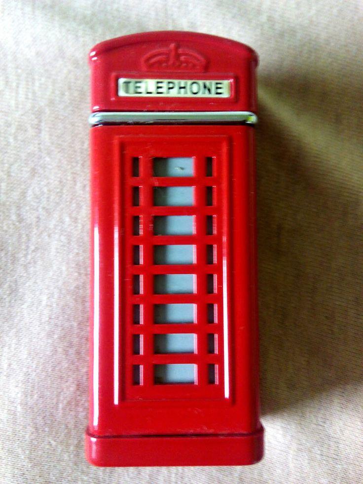 Amazing Aschenbecher Englische Telefonzelle England GB Telephone