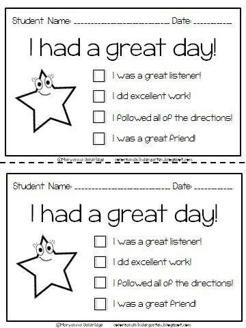 Best 25+ Kindergarten report cards ideas on Pinterest Report - progress reports templates
