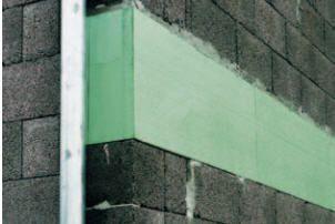 Isolant thermique / en panneau rigide / pour mur / en polystyrène extrudé - STYRODUR ® C 2800 C - BASF Energy efficiency