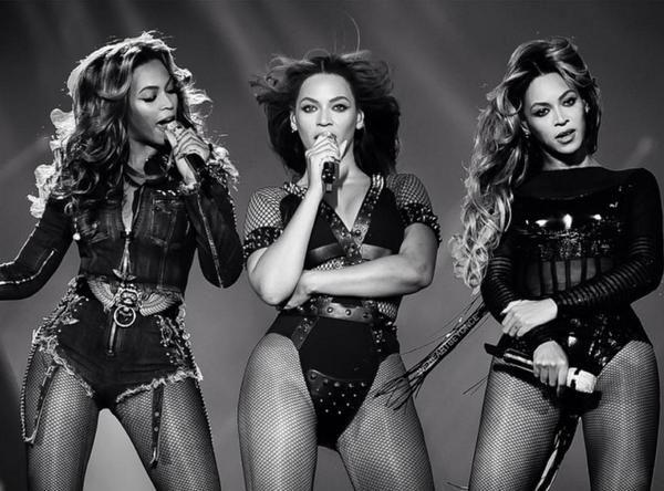 Beyoncé The True Holy Trinity