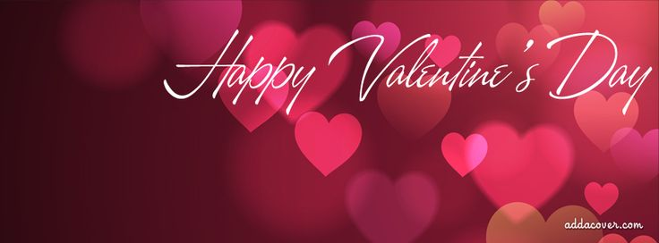 Valentine Facebook Covers