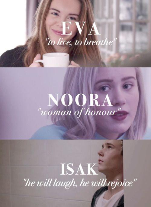 Hvem tror I der bliver hovedpersonen i sæson 4???☺️ #skamsæson4 #skam #quotes