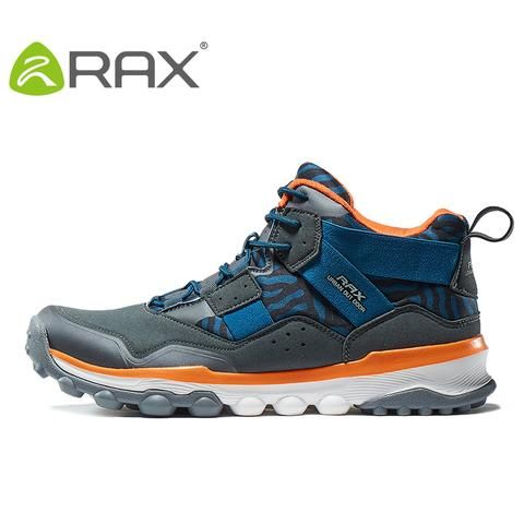 RAX Women's Hiking Shoes Waterproof Hiking Boots For Men Women sneakers Outdoor Walking sport Shoes Women Winter Boots 63-5B367