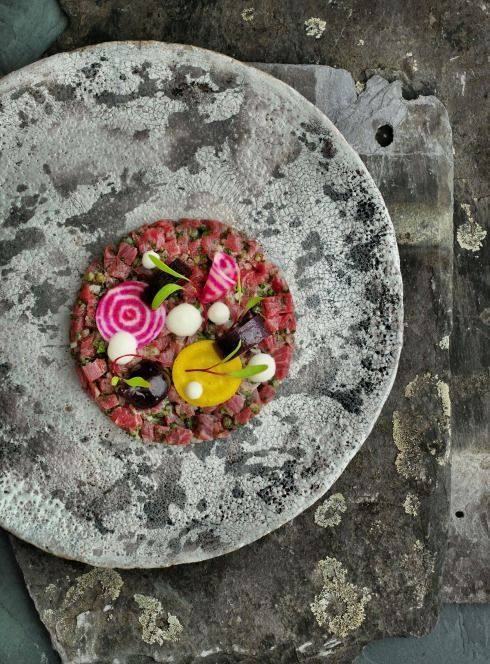 Jean Cazals - Food & Drink Photography + Motion Spotlight Oct 2014 magazine - Production Paradise