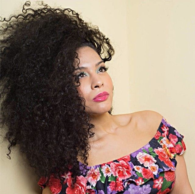 Curly Hair Design Images