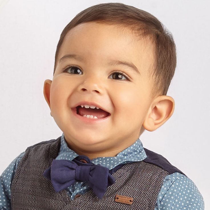Elegant look for baby boy #corbatín #suit #fashionkids #fashionbabyboy #specialoccasions #SpecialOC #OFFCORSS