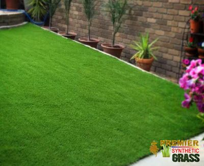 Beautiful Synthetic Lawn : Buy Quality Synthetic Grass 100% Lead Free Pet Fri...