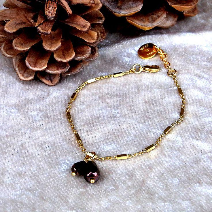 <2336:Malababa SULFATA bracelet GLASS BEADS>