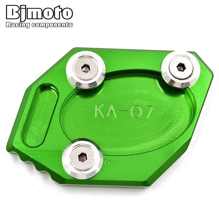 $15.79 (Buy here: https://alitems.com/g/1e8d114494ebda23ff8b16525dc3e8/?i=5&ulp=https%3A%2F%2Fwww.aliexpress.com%2Fitem%2FMotorcycle-Kickstand-CNC-Aluminum-Side-Stand-Plate-Enlarge-For-Kawasaki-Ninja300-ZX300R-2013-2015-Ninja250-ZX250R%2F32711783715.html ) Motorcycle Kickstand CNC Aluminum Side Stand Plate Enlarge For Kawasaki  Ninja300 ZX300R 2013-2015 Ninja250  ZX250R 2013-2016 for just $15.79