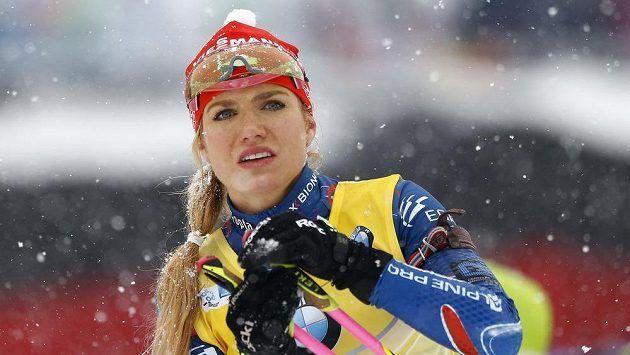 Gabriela Soukalová (ilustrační foto).