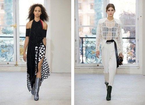 Louis Vuitton - Desfile da coleção primavera-verão 2017