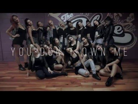 ReQuest Presents: You Don't Own Me (Grace ft. G-Eazy) - YouTube