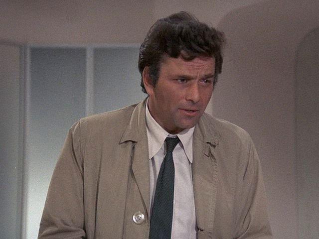 Columbo, Lovely But Lethal Season 3 Episode 1,  , Episode aired 23 September 1973, Peter Falk