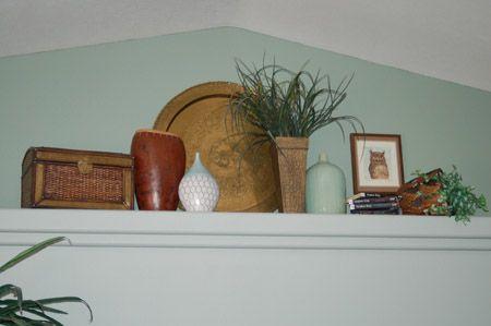 Ledges :,ideas for decorating ledges,plant ledge decorating,decorating ...