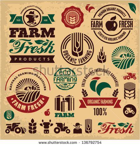 Resultado de imagem para organic farm font